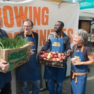 growing communities market staff