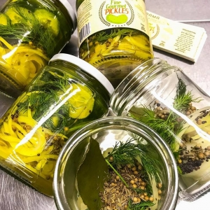 pickles fermented foods