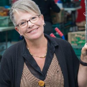 Growing Communities director Julie Brown