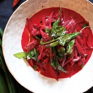 Beetroot curry sri lankan recipe