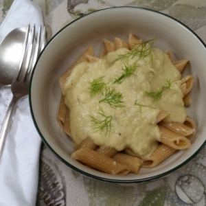 fennel cream sauce
