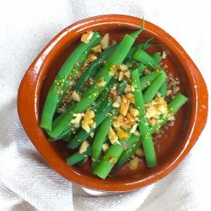 french bean salad