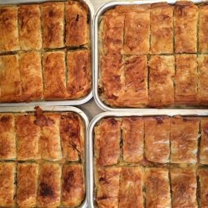 greens and feta pie spanokopita