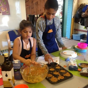 dagenham farm cooking workshops