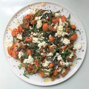 Moroccan carrots recipe lola demille