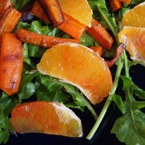 carrot and orange salad