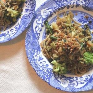 Romanesco cauliflower pasta recipe